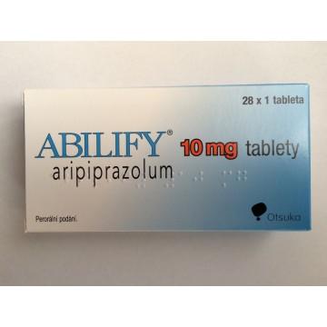 Абилифай 10 мг (28 шт)