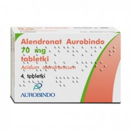 Алендронат (Aurobindo) 70мг (4 шт)