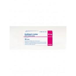 Азатиоприн (Azathioprine) 50 мг, 100 таблеток