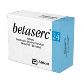 Бетасерк 24 мг (50 шт)