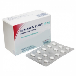 Мемантин Stada 10 мг (56 шт)