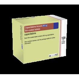 Капецитабин (Sandoz) 500 мг (120 шт)
