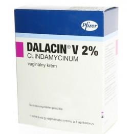 Далацин вагинальный крем 40 грам