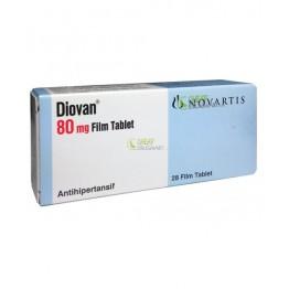 Диован 80 мг (28 шт)