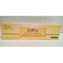 ЭпиПен 0.3 мг, 2 мл