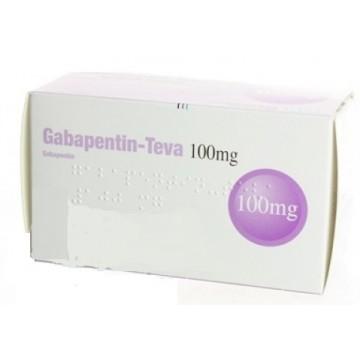 Габапентин Тева 100 мг (100 шт)