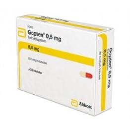 Гоптен 0,5 мг (28 шт)
