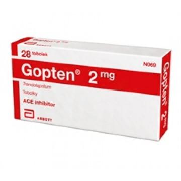 Гоптен 2 мг (28 шт)