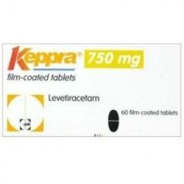 Кеппра 750 мг (50 шт)