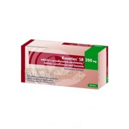 Квентиакс SR (кветиапин) 200 мг (60 шт)