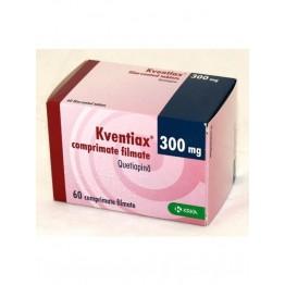 Квентиакс (кветиапин) 300 мг (60 шт)
