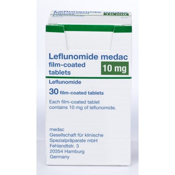 Лефлуномид 10мг (30шт)