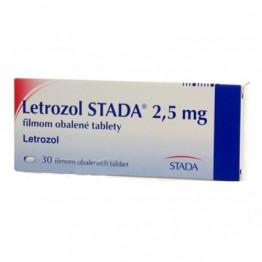 Летрозол Stada 2.5мг, (100 шт)