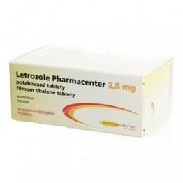 Летрозол Pharmacenter 2.5 мг, (90 шт)
