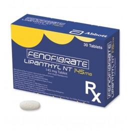 Липантил (Lipanthyl) NT 145 таблетки 145 мг (30 шт)