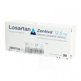 Лозартан (Zentiva) 12,5 мг (30 шт)