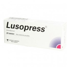 Люсопресс 20 мг (28 шт)