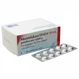 Монтелукаст STADA 10 мг, 100 таблеток