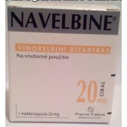 НАВЕЛЬБИН 20 мг (1 шт)