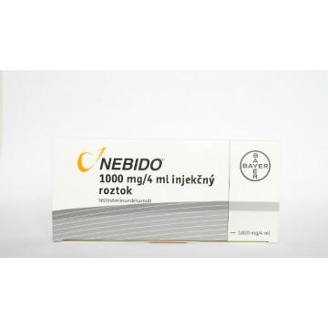 Небидо 1000мг/4мл