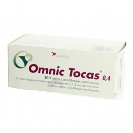 Омник 0,4 мг (100 шт)