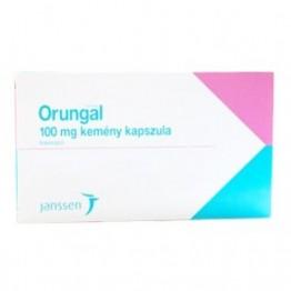 Орунгал 100 мг 4 (капс)