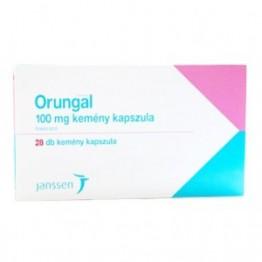 Орунгал 100 мг 28 (капс)