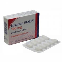 Лозартан (STADA) 100мг (30 шт)
