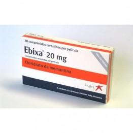 Абикса (Ebixa) 20мг, 28 таблеток