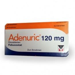 Аденурик 120мг, 28 таблеток