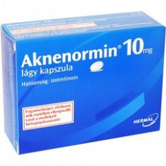 Акненормин 10 мг (60 шт)