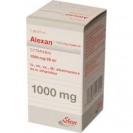 Алексан 2000 мг фл. 40 мл №1