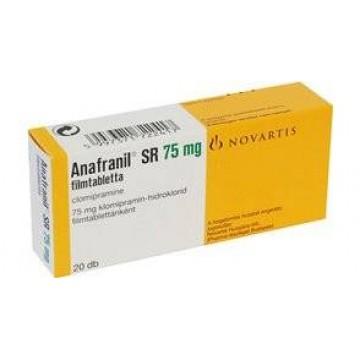 Анафранил SR 75 мг (20 шт)