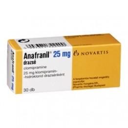Анафранил 25 мг (60 шт)