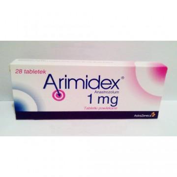 Аримидекс 1 мг (28 шт)