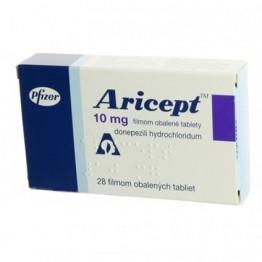 Арисепт 10мг, 28 таблеток