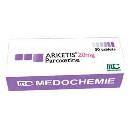 Аркетис 20 мг (30 шт)