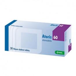 Аторис 60 мг (30 шт)