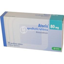 Аторис 80 мг (30 шт)