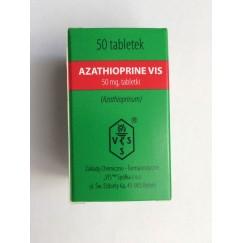 Азатиоприн (Azathioprine) 50 мг, 50 таблеток