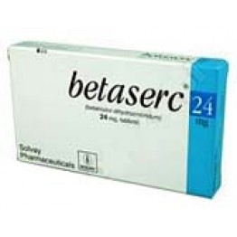 Бетасерк 24 мг (20 шт)