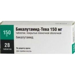 Бикалутамид Тева 150 мг (90шт)