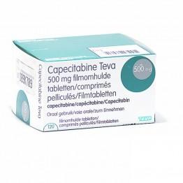 Капецитабин (Teva) 500 мг (120 шт)