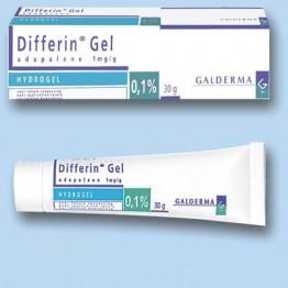 Дифферин гель (30г)