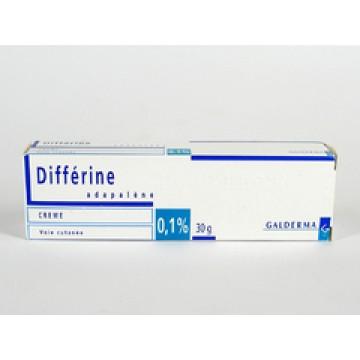 Дифферин крем 30г