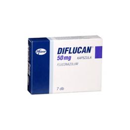 Дифлюкан 50 мг (7 шт)