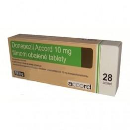 Донепезил Accord 10 мг (28 шт)