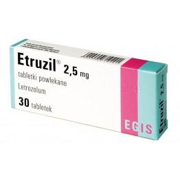 Этрузил (Etruzil) 2,5мг (30шт)