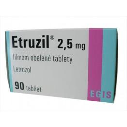 Этрузил (Etruzil) 2,5мг (90шт)