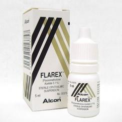 Фларекс (Flarex) 0.1% глаз.р-р 5мл №1